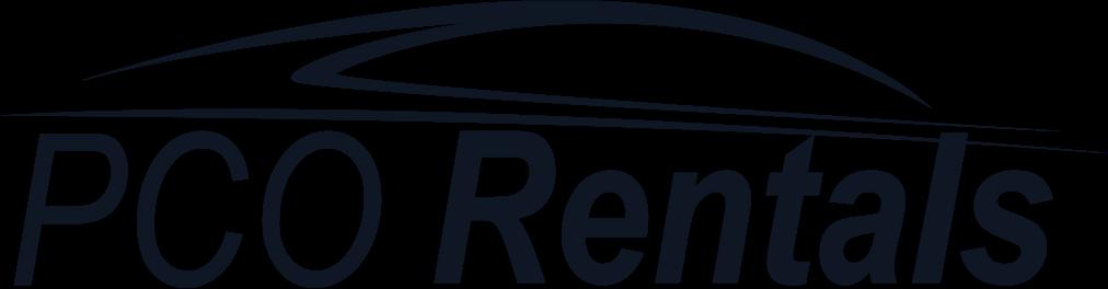PCO Rentals - logo