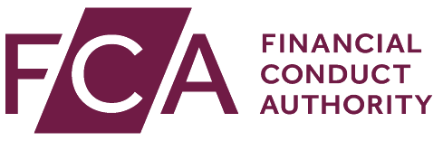 Authorised by the FCA - UK Financial Conduct Authority