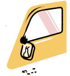 fleet insurance claims journey, step 1- loss occurs